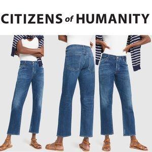 Citizens of Humanity Emerson Slim Boyfriend Jean